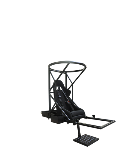 Подвесное кресло оператора FollowSpot
