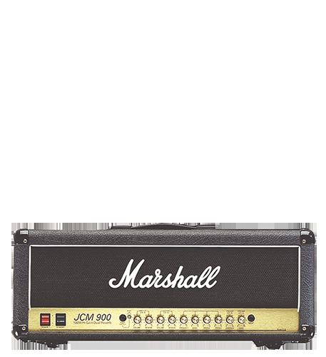 MARSHALL JCM900 4100 100W DUAL REVERB VALVE AMPLIFIER